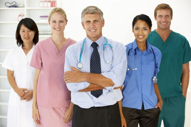 Beyond the DC — Incorporating Other Professionals Into Your Chiropractic Practice