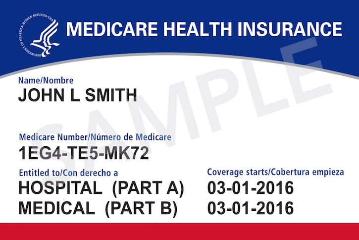 Medicare Releasing New Cards for Chiropractic Patients in April 2018