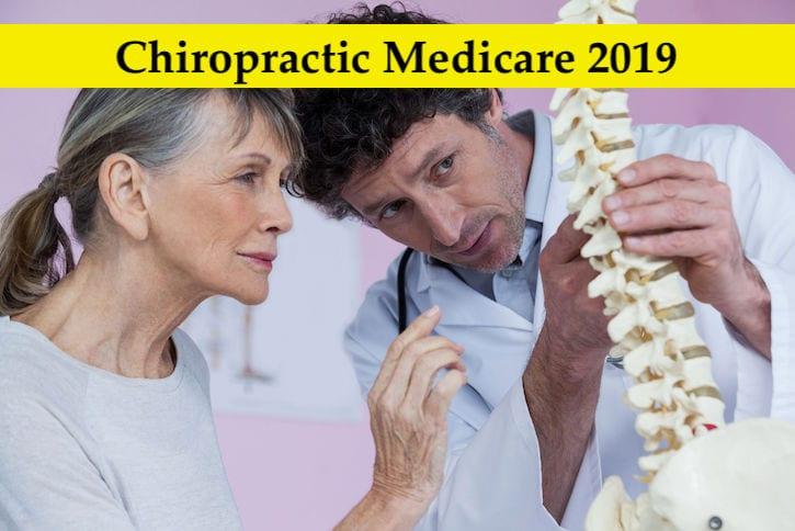 chiropractic medicare 2019