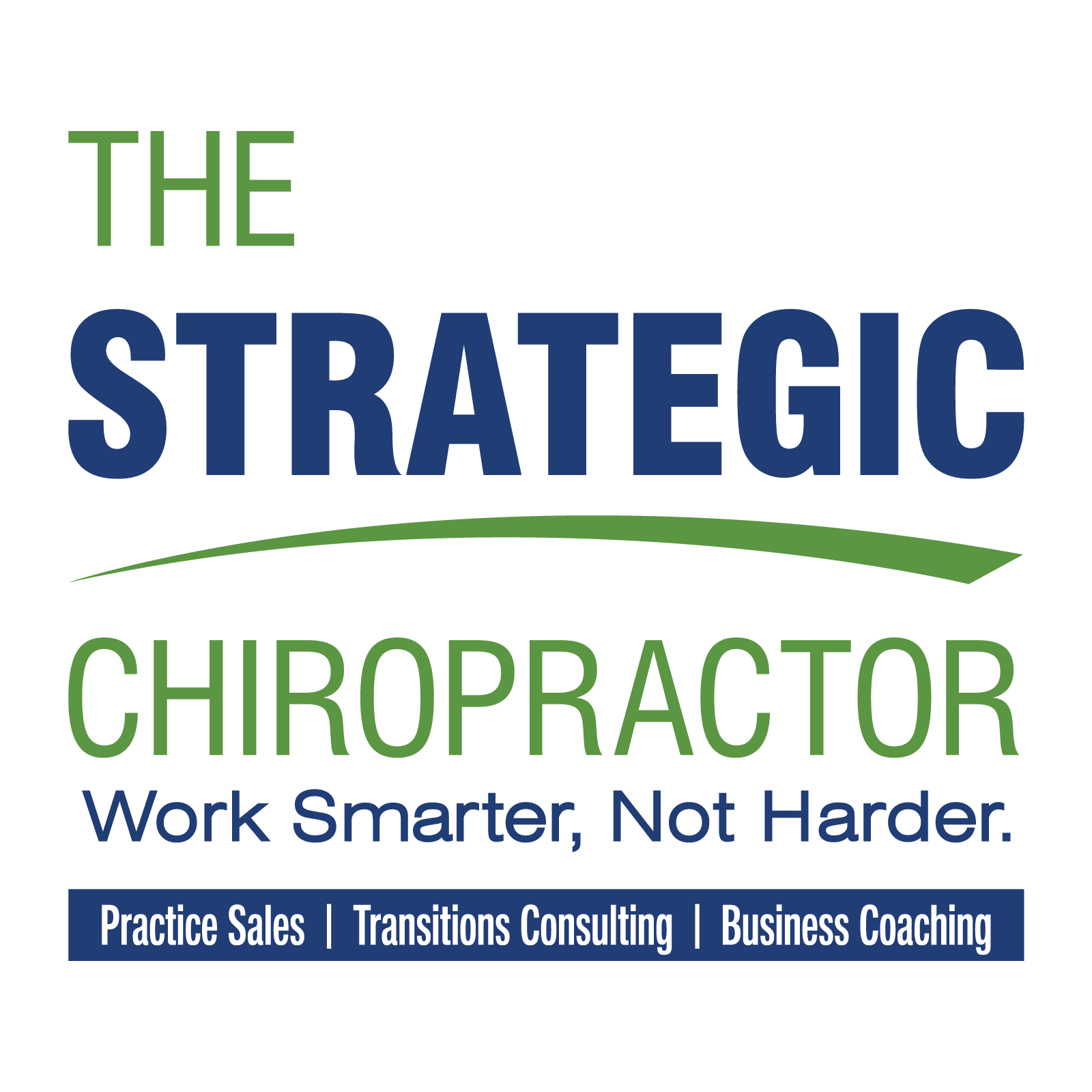 Strategic Chiropractor logo