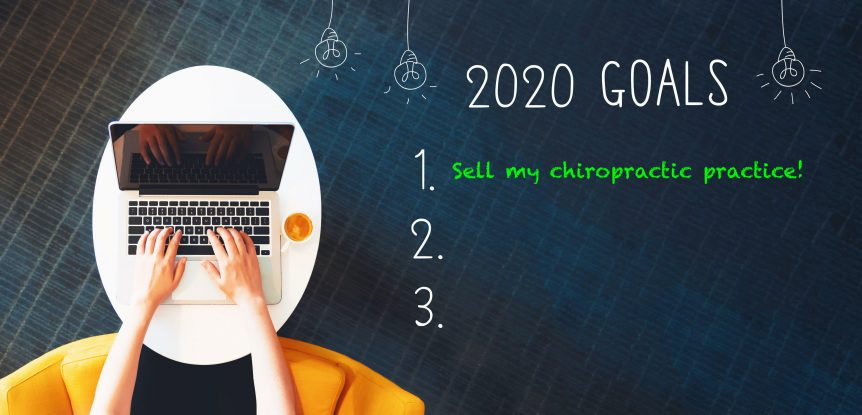 selling a chiropractic practice in 2020