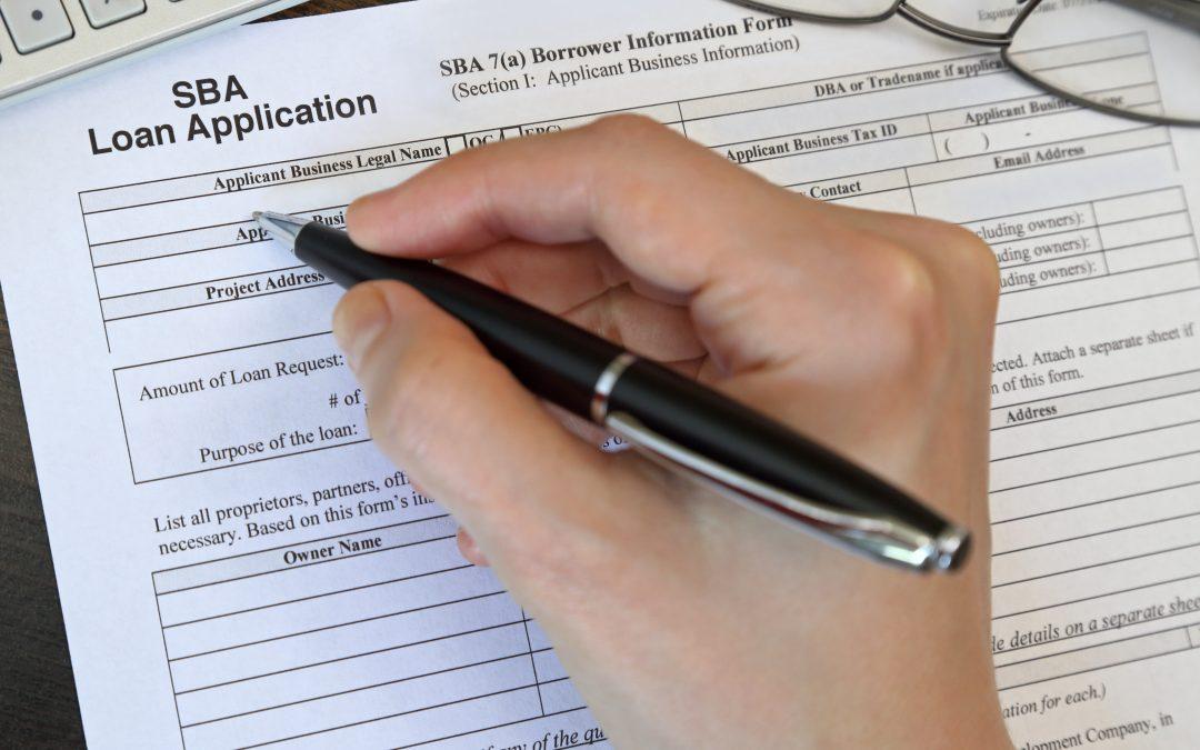 SBA loan incentives chiropractic buyers 2021